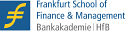 Frankfurt School of Finance & Management, Bankakademie HfB